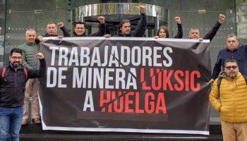 VIDEO   Sindicatos mineros de AMSA aprueban Huelga en sus negociaciones colectivas