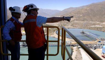 El aumento de los casos de Covid afectan la producción de cobre en los Pelambres, cercana a San Juan