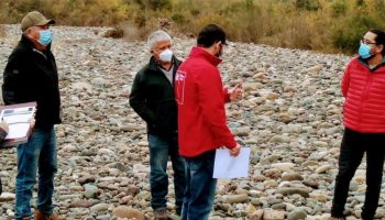 Comienza construcción de nuevo pozo de captación para APR de Choapa Viejo y Cañas Dos