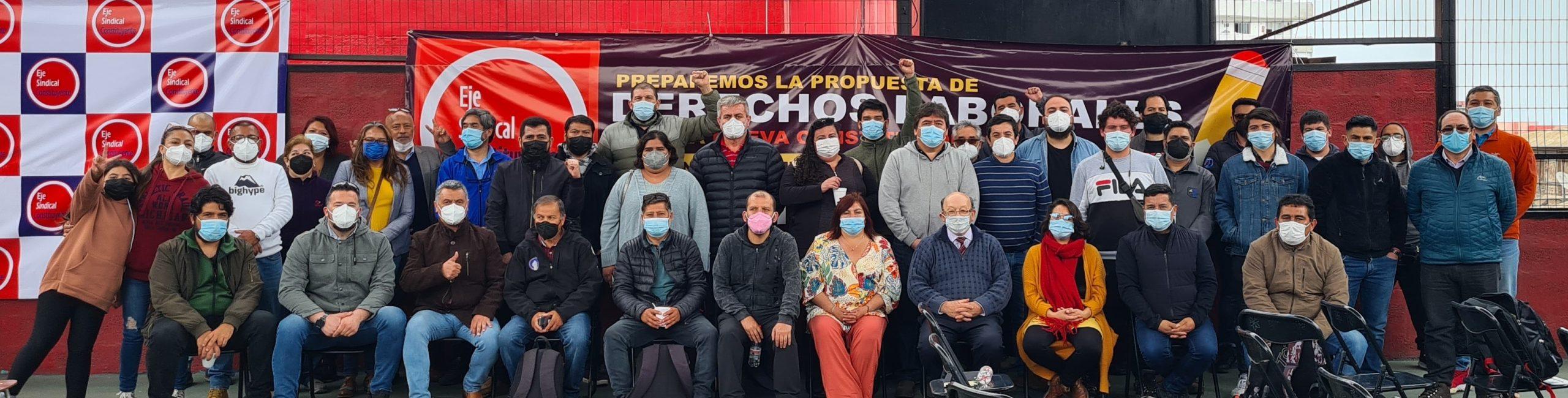 SSMLP participa del Encuentro de Trabajadores y Trabajadoras para un nuevo Chile